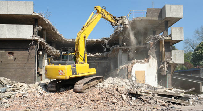 Excavation & Contracting (UK) Ltd Website
